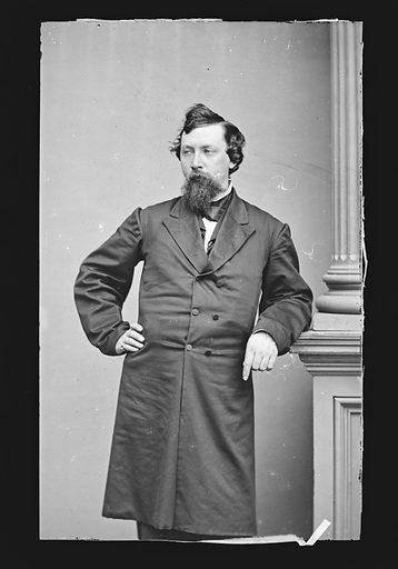 B. D. Killiam. Sitter: B. D. Killiam. Date: 1860s. Record ID: npg_NPG.81.M1014.