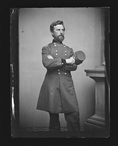 Rufus King. Sitter: Rufus King, 26 Jan 1814 – 13 Oct 1876. Date: 1860s. Record ID: npg_NPG.81.M1019.