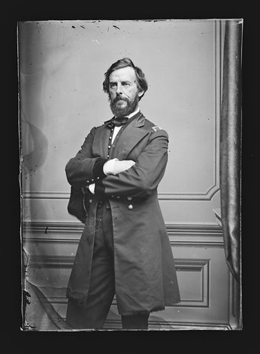 Rufus King. Sitter: Rufus King, 26 Jan 1814 – 13 Oct 1876. Date: 1860s. Record ID: npg_NPG.81.M1020.