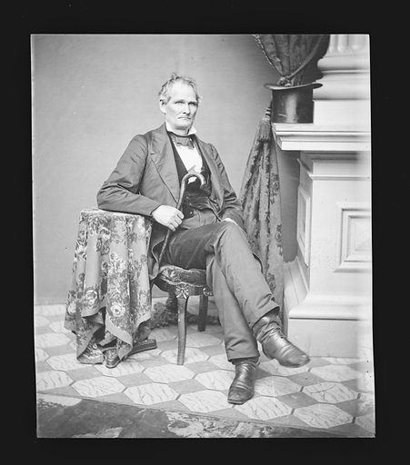 Joseph Lane. Sitter: Joseph Lane, 14 Dec 1801 – 19 Apr 1881. Date: 1860s. Record ID: npg_NPG.81.M1038.