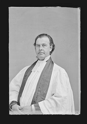 Abram N. Littlejohn. Sitter: Abram Newkirk Littlejohn, 1824 – 1901. Date: 1860s. Record ID: npg_NPG.81.M1059.