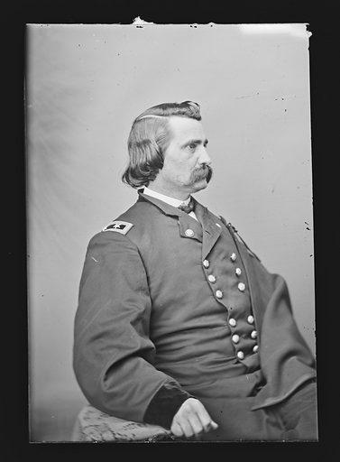 John A. Logan. Sitter: John Alexander Logan, 9 Feb 1826 – 26 Dec 1886. Date: 1880s. Record ID: npg_NPG.81.M1070.