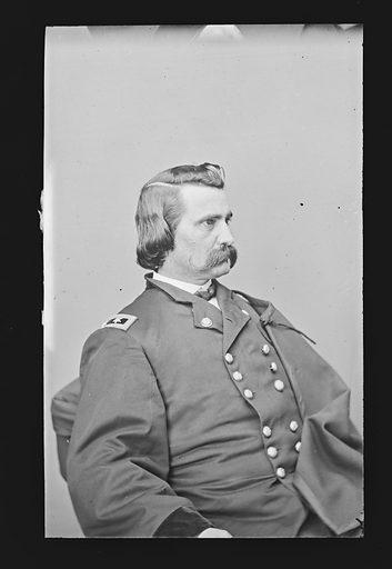 John A. Logan. Sitter: John Alexander Logan, 9 Feb 1826 – 26 Dec 1886. Date: 1880s. Record ID: npg_NPG.81.M1075.