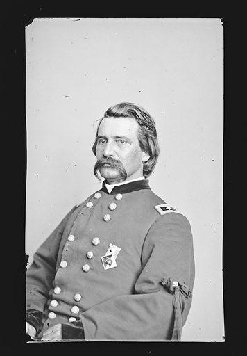 John A. Logan. Sitter: John Alexander Logan, 9 Feb 1826 – 26 Dec 1886. Date: 1880s. Record ID: npg_NPG.81.M1079.