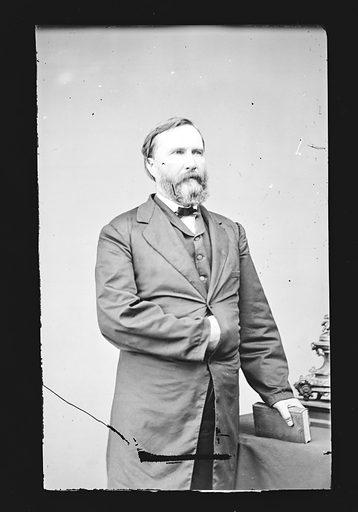 James Longstreet. Sitter: James Longstreet, 8 Jan 1821 – 2 Jan 1904. Date: 1880s. Record ID: npg_NPG.81.M1084.