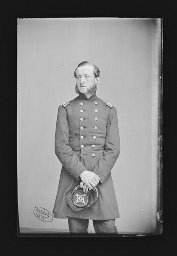 William M. McChesney. Sitter: William M. McChesney. Date: 1860s. Record ID: npg_NPG.81.M1093.