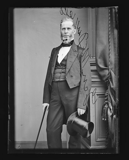 Possibly McDaniels. Date: 1860s. Record ID: npg_NPG.81.M1107.