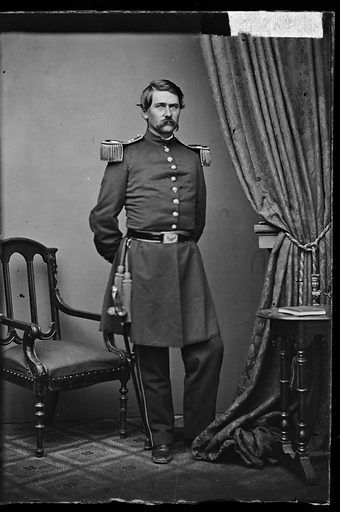 Thomas F. Meagher. Sitter: Thomas Francis Meagher, 3 Aug 1823 – 1 Jul 1867. Date: 1880s. Record ID: npg_NPG.81.M1135.1.
