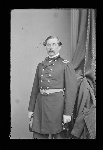 Thomas F. Meagher. Sitter: Thomas Francis Meagher, 3 Aug 1823 – 1 Jul 1867. Date: 1880s. Record ID: npg_NPG.81.M273.