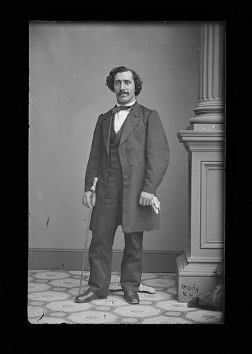 Possibly David Mayer Miranda. Date: 1860s. Record ID: npg_NPG.81.M1150.