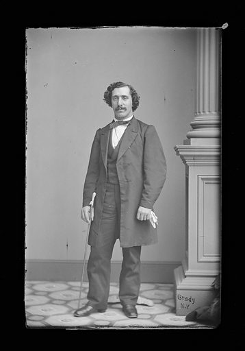 Possibly David Mayer Miranda. Date: 1860s. Record ID: npg_NPG.81.M1151.
