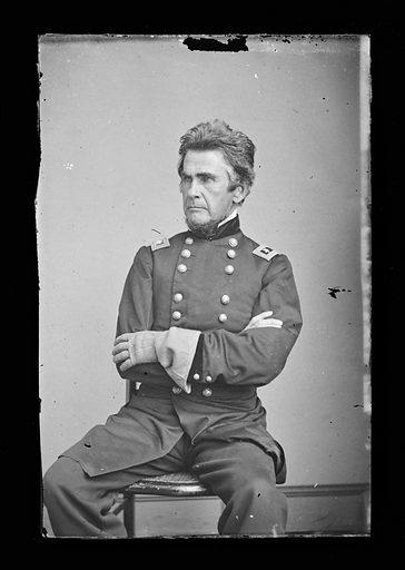 Ormsby Mitchel. Sitter: Ormsby MacKnight Mitchel, 1809 – 1862. Date: 1880s. Record ID: npg_NPG.81.M1153.