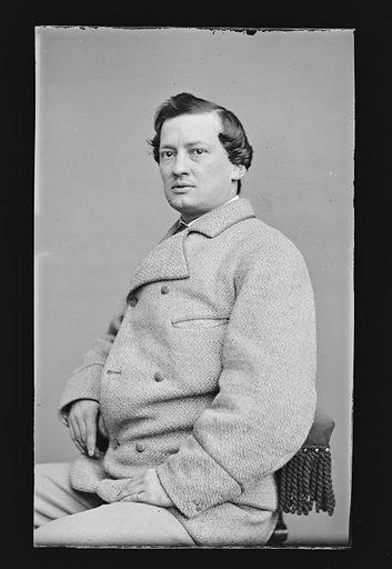 J. K. Mortimer. Sitter: J. K. Mortimer. Date: 1860s. Record ID: npg_NPG.81.M1212.