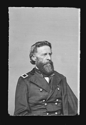 Joseph A. Mower. Sitter: Joseph Anthony Mower, 22 Aug 1827 – 6 Jan 1870. Date: 1880s. Record ID: npg_NPG.81.M1220.