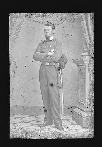 John McLeod Murphy. Sitter: John McLeod Murphy, 14 Feb 1827 – 01 Jun 1871. Date: 1880s. Record ID: npg_NPG.81.M1223.