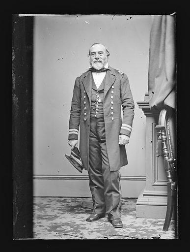 Henry B. Nones. Sitter: Henry Benjamin Nones, 03 Apr 1804 – 25 Aug 1868. Date: 1880s. Record ID: npg_NPG.81.M1248.