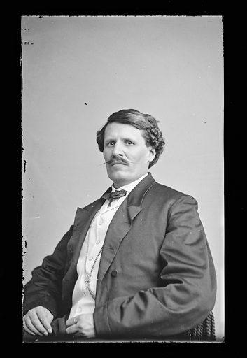 J. G. Ortega. Sitter: J. G. Ortega. Date: 1860s. Record ID: npg_NPG.81.M1267.