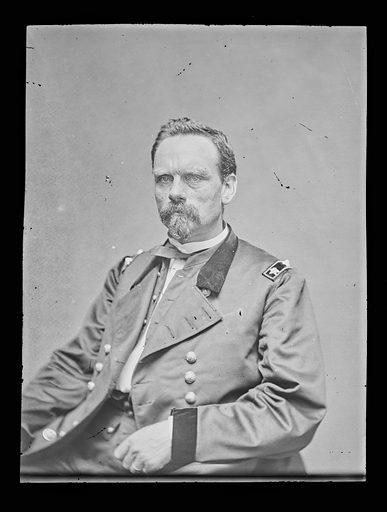 Peter J. Osterhaus. Sitter: Peter Joseph Osterhaus, 1823 – 1917. Date: 1880s. Record ID: npg_NPG.81.M1269.