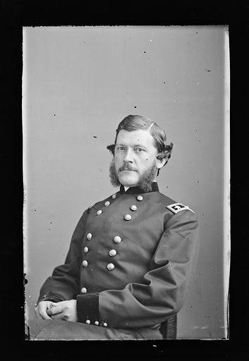 John Grubb Parke. Sitter: John Grubb Parke, 22 Sep 1827 – 16 Dec 1900. Date: 1880s. Record ID: npg_NPG.81.M1276.