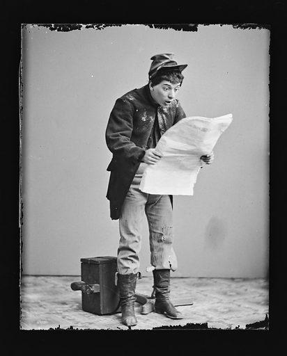 Charles T. Parsloe, Jr. Sitter: Charles T. Parsloe, Jr., active mid 19th Century. Date: 1860s. Record ID: npg_NPG.81.M1280.