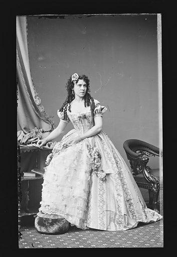 Mrs. J. J. Prior. Sitter: Mrs. J. J. Prior. Date: 1860s. Record ID: npg_NPG.81.M1326.