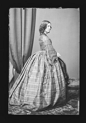 Caroline Richings. Sitter: Caroline Mary Richings, 1827 – 14 Jan 1884. Date: 1860s. Record ID: npg_NPG.81.M1352.