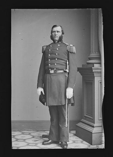 Lewis Albert Sayre. Sitter: Lewis Albert Sayre, 1820 – 1900. Date: 1860s. Record ID: npg_NPG.81.M1384.