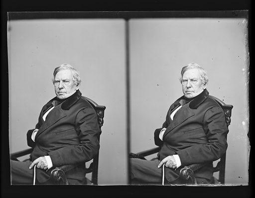 William Winston Seaton. Sitter: William Winston Seaton, 11 Jan 1785 – 16 Jun 1866. Date: 1860s. Record ID: npg_NPG.81.M1393.1.