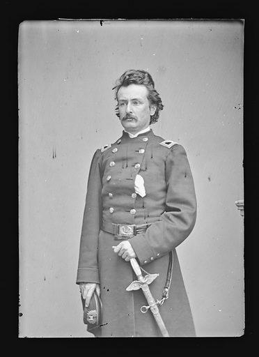 Edward W. Serrell. Sitter: Edward Wellman Serrell, 1826 – 1906. Date: 1860s. Record ID: npg_NPG.81.M1397.