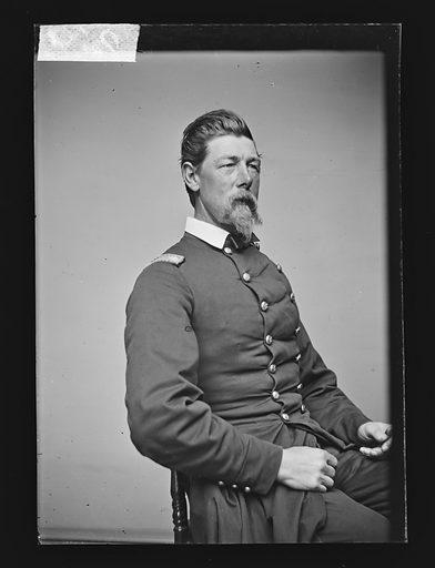 Alexander Shaler. Sitter: Alexander Shaler, 1827 – 1911. Date: 1860s. Record ID: npg_NPG.81.M1411.