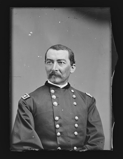 Philip H. Sheridan. Sitter: Philip Henry Sheridan, 6 Mar 1831 – 5 Aug 1888. Date: 1880s. Record ID: npg_NPG.81.M172.