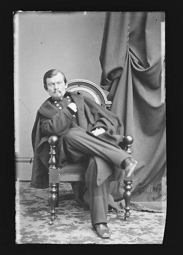 Franz Sigel. Sitter: Franz Sigel, 18 Nov 1824 – 21 Aug 1902. Date: 1880s. Record ID: npg_NPG.81.M1415.