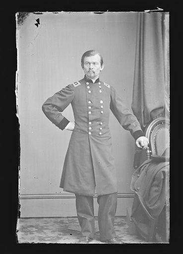 Franz Sigel. Sitter: Franz Sigel, 18 Nov 1824 – 21 Aug 1902. Date: 1880s. Record ID: npg_NPG.81.M1416.