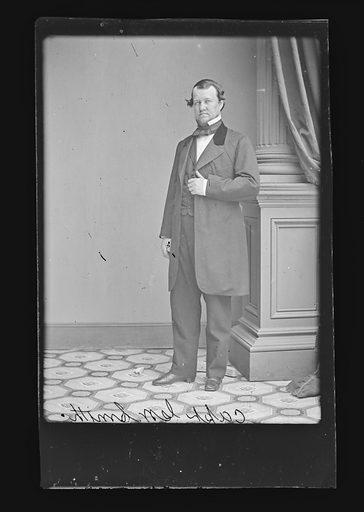 Gustavus W. Smith. Sitter: Gustavus Woodson Smith, 1822 – 1896. Date: 1880s. Record ID: npg_NPG.81.M1430.