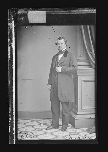 Gustavus W. Smith. Sitter: Gustavus Woodson Smith, 1822 – 1896. Date: 1880s. Record ID: npg_NPG.81.M1433.