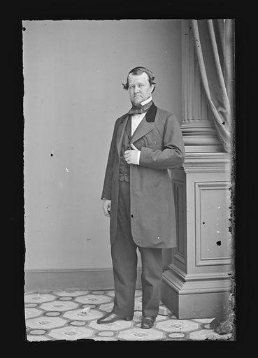 Gustavus W. Smith. Sitter: Gustavus Woodson Smith, 1822 – 1896. Date: 1880s. Record ID: npg_NPG.81.M1434.