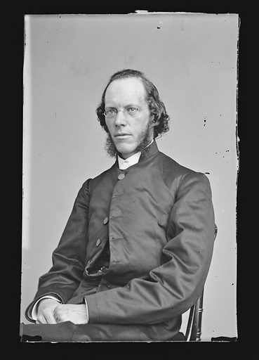 John Cotton Smith. Sitter: John Cotton Smith, 1826 – 1882. Date: 1860s. Record ID: npg_NPG.81.M1437.