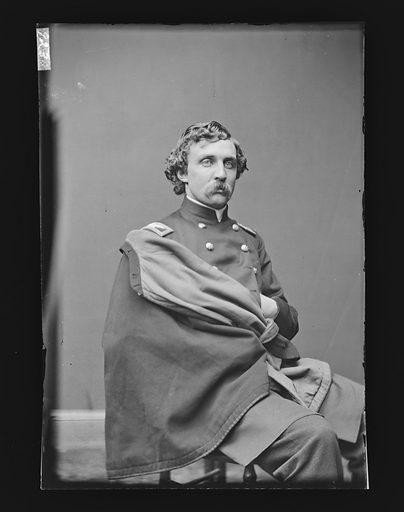 Edwin W. Stoughton. Sitter: Edwin Wallace Stoughton, 1818 – 1882. Date: 1860s. Record ID: npg_NPG.81.M1464.