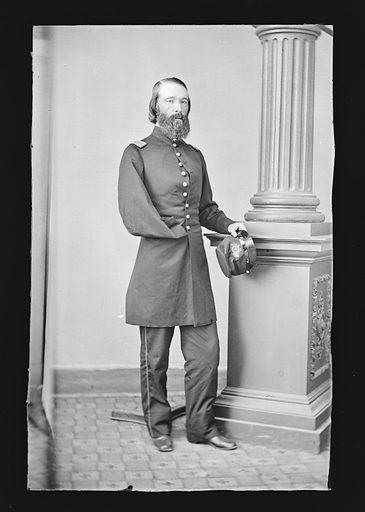 Thomas W. Sweeny. Sitter: Thomas William Sweeny, 25 Dec 1820 – 10 Apr 1892. Date: 1880s. Record ID: npg_NPG.81.M1473.