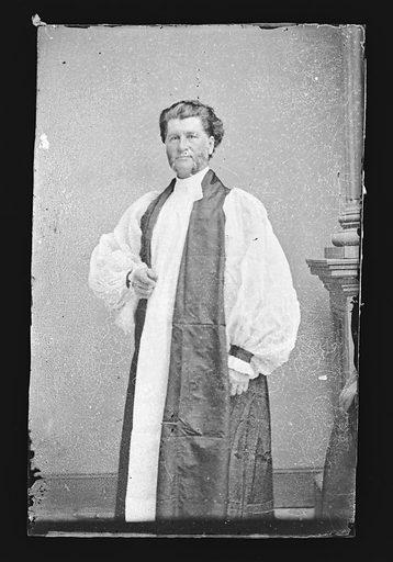 Joseph C. Talbot. Sitter: Joseph Cruikshank Talbot, 05 Sep 1816 – 15 Jan 1883. Date: 1860s. Record ID: npg_NPG.81.M1475.