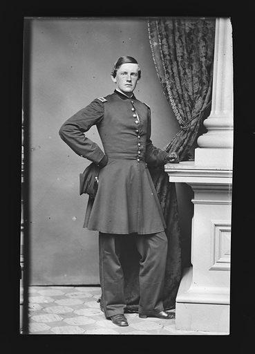 Charles B. Throckmorton. Sitter: Charles Beaujoilais Throckmorton, 27 May 1842 – 21 Mar 1915. Date: 1880s. Record ID: npg_NPG.81.M1505.
