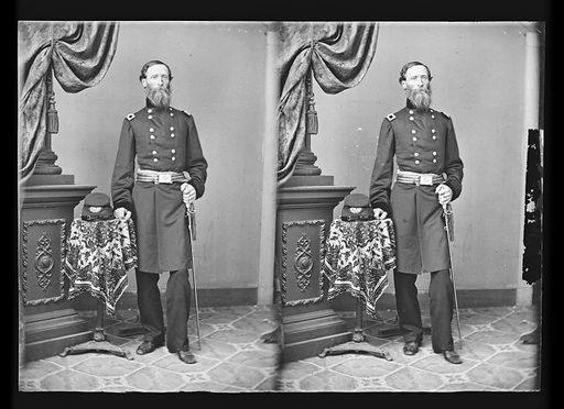 John B. S. Todd. Sitter: John Blair Smith Todd, 1814 – 1872. Date: 1860s. Record ID: npg_NPG.81.M1521.2.