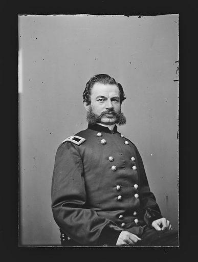 Alfred T. A. Torbert. Sitter: Alfred Thomas Archimedes Torbert, 1833 – 1880. Date: 1880s. Record ID: npg_NPG.81.M1523.