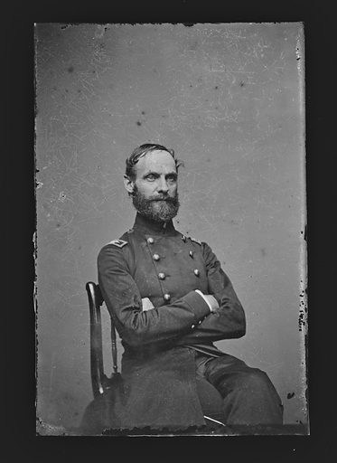 Edward D. Townsend. Sitter: Edward Davis Townsend, 1817 – 1893. Date: 1880s. Record ID: npg_NPG.81.M1524.