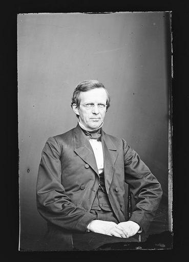 Lyman Trumbull. Sitter: Lyman Trumbull, 12 Oct 1813 – 25 Jun 1896. Date: 1860s. Record ID: npg_NPG.81.M1539.