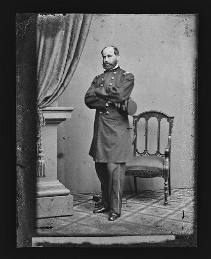 Henry Van Rensselaer. Sitter: Henry Bell Van Rensselaer, 14 May 1810 – 23 Mar 1864. Date: 1880s. Record ID: npg_NPG.81.M1572.
