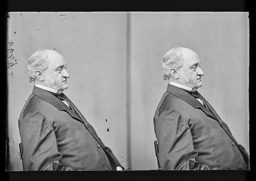 Peter G. Van Winkle. Sitter: Peter Godwin Van Winkle, 7 Sep 1808 – 15 Apr 1872. Date: 1860s. Record ID: npg_NPG.81.M1573.2.