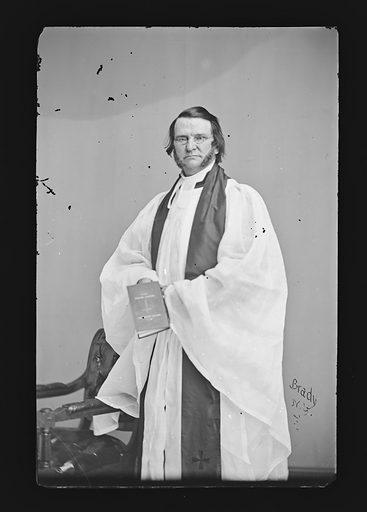 Francis Vinton. Sitter: Francis Vinton, 1809 – 1872. Date: 1860s. Record ID: npg_NPG.81.M1578.
