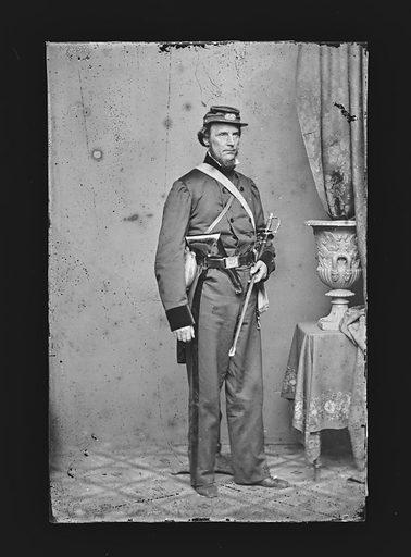 Sullivan H. Weston. Sitter: Sullivan H. Weston. Date: 1860s. Record ID: npg_NPG.81.M1636.