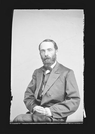 Joseph Wheeler. Sitter: Joseph Wheeler, 10 Sep 1836 – 25 Jan 1906. Date: 1880s. Record ID: npg_NPG.81.M1640.